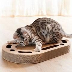 고양이 장난감 스크래처 플레이 메가 사냥 놀이