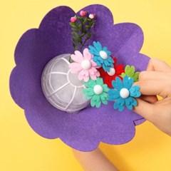 율아트 사탕 꽃다발 만들기 6종