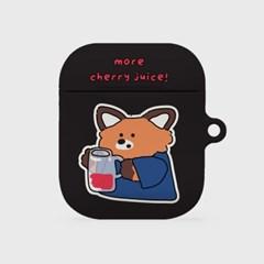 more cherry juice [hard 에어팟케이스]_(1036514)