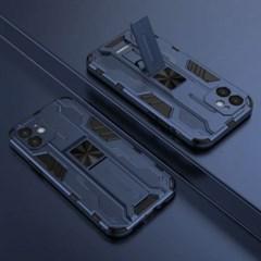 하푼 아이폰6 6S 메탈릭 풀 아머 풀커버 하드 케이스