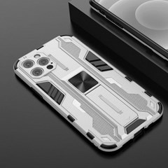 아이폰6+ 6S플러스 메탈릭 풀 아머 풀커버 케이스