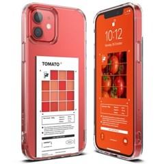 아이폰12/프로/프로 맥스 투명 케이스 링케퓨전 팔레트 디자인
