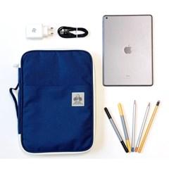 아이패드 12.9인치 갤럭시탭 S7 S7+ 태블릿 파우치 수납