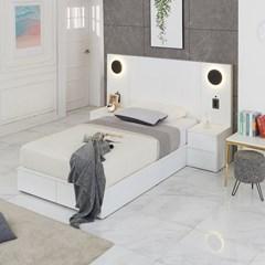 M5154 템바보드 호텔식 Q 침대세트_(3025240)