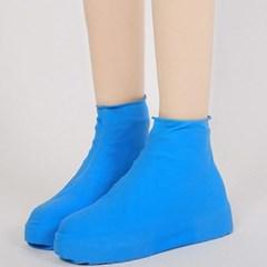 타렉스 방수 신발커버 장마철 장화 실리콘 신발방수_(2564857)