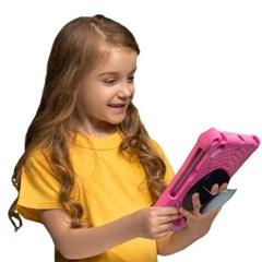 오젬 아이패드 7세대 8세대 핸드스트랩 어린이안전 에바폼케이스