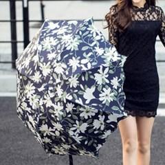 들판 꽃무늬 양우산_(2557518)
