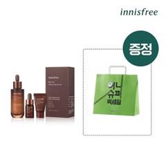 이니스프리 블랙티 앰플 스페셜 세트 (대용량) + 슈퍼 빅세일 쇼핑백
