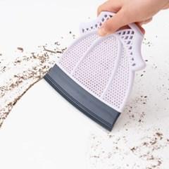 [쓰리잘비]미니잘비 책상,주방,욕실 어디든 청소하는 만능빗자루