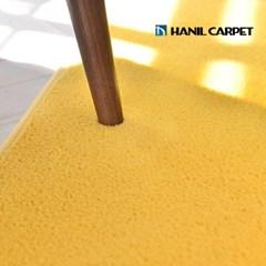 [한일카페트] 향균 컬러링 워셔블 거실 단모 러그 150x200