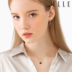 럭셔리 침수정 귀걸이 목걸이 세트 EL2SET021_(1121702)