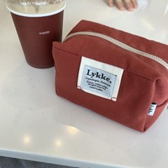 Lykke Bread Pouch_Chili Pepper