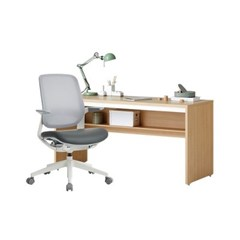 한샘 샘 책상 150cm 일반형(시공)+티오25 책상의자 DIY