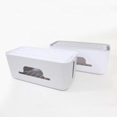 멀티탭정리함 전선 콘센트 멀티탭 정리 박스