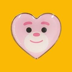 [위글위글] 벨리곰 하트그립톡
