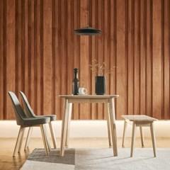 한샘 도노 세라믹 4인 식탁세트(의자2,벤치1 포함)