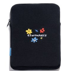 [EZwithPIECE] FRIENDS TABLET POUCH (BLACK)_(401264765)
