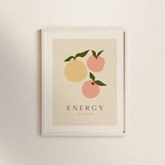 ENERGY & GISELE - 인테리어 액자 세트 2종