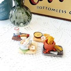 홈카페 쿠킹밀 마그넷 4종