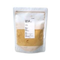 끼니한줌  국내산 쪄서 볶은 백태 콩가루 미숫가루 500g