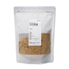 끼니한줌 국내산 쪄서 볶은 귀리 미숫가루 선식 쉐이크 500g