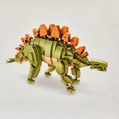 [모던하우스] 공룡 블록세트 스테고사우루스 894PCS