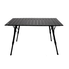 노마드 DX 알루미늄 롤테이블 블랙 N-7825 캠핑테이블