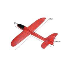 스티로폼 글라이더 야외 비행기장난감 에어글라이더