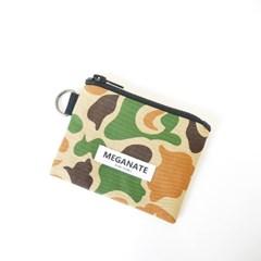 MEGANATE 밀리터리 카드지갑