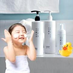 우리 아이가 처음 만나는 우리애 자연유래 목욕용품 3종_(2097796)