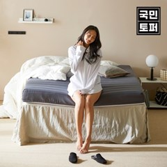 국민매트리스 메모리폼 침대 매트리스 15cm 퀸