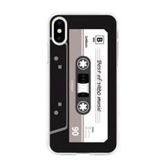 갤럭시 A퀀텀2 (A826) 카세트테이프 젤리 케이스