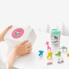 바다동물 비누 만들기 빌리지 키트-언더더씨 (약30마리 제작)