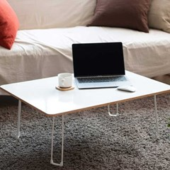Simple 사이드테이블800 우드화이트 80x60x30cm
