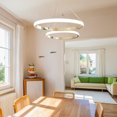 LED 엘로이 2등 펜던트조명 35W