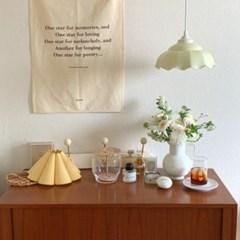 레몬 플레르 펜던트 조명(무드등,식탁등,도자기조명)
