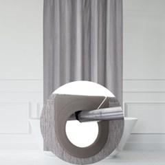 디자인 샤워커튼 욕실매트 린넨세트