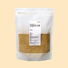끼니한줌 국내산 쪄서 볶은 5곡 미숫가루 선식 쉐이크 500g