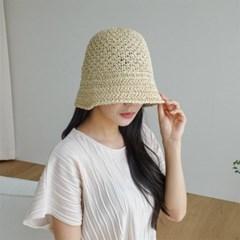 여자 봄 여름 데일리 얼굴소멸 벨 벙거지 버킷햇 모자