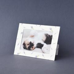 스탠딩 페이퍼프레임 - 4x6 플로럴 10매 (종이액자)