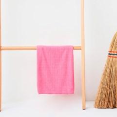 쓱싹 바둑이 사각테리 40x60 핑크 파워매직크리너