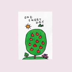 카드-one sweet day