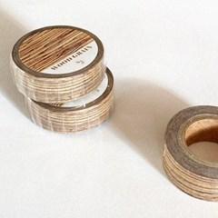 WOOD GRAIN masking tape 우드그레인 마스킹테이프