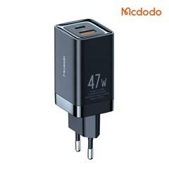 Mcdodo 맥도도 GaN PD3.0 PPS 47W 초고속 미니 2포트 멀티충전기