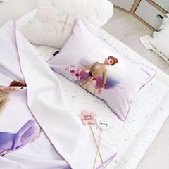 디즈니 겨울왕국 어드벤처 여름용 낮잠이불 (단품)