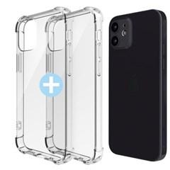모란카노 1+1 아이폰 12 미니 프로 프로맥스 카이트 투명 휴대폰 케