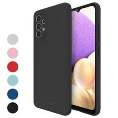 모란카노 갤럭시 A32 LTE 팬시 젤리 휴대폰 케이스