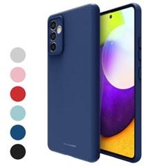 모란카노 갤럭시 퀀텀2 A82 팬시 젤리 휴대폰 케이스