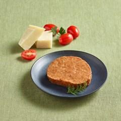 장인정신 제로레시피 토마토치즈맛 실온 닭가슴살 스테이크(60g) 5팩