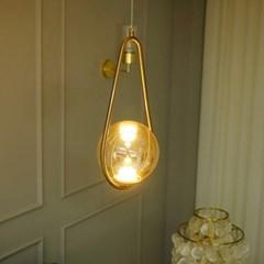 골드 국산 뷰티 LED 식탁등 식탁 조명 2타입